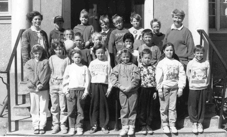 Gangvikens skola